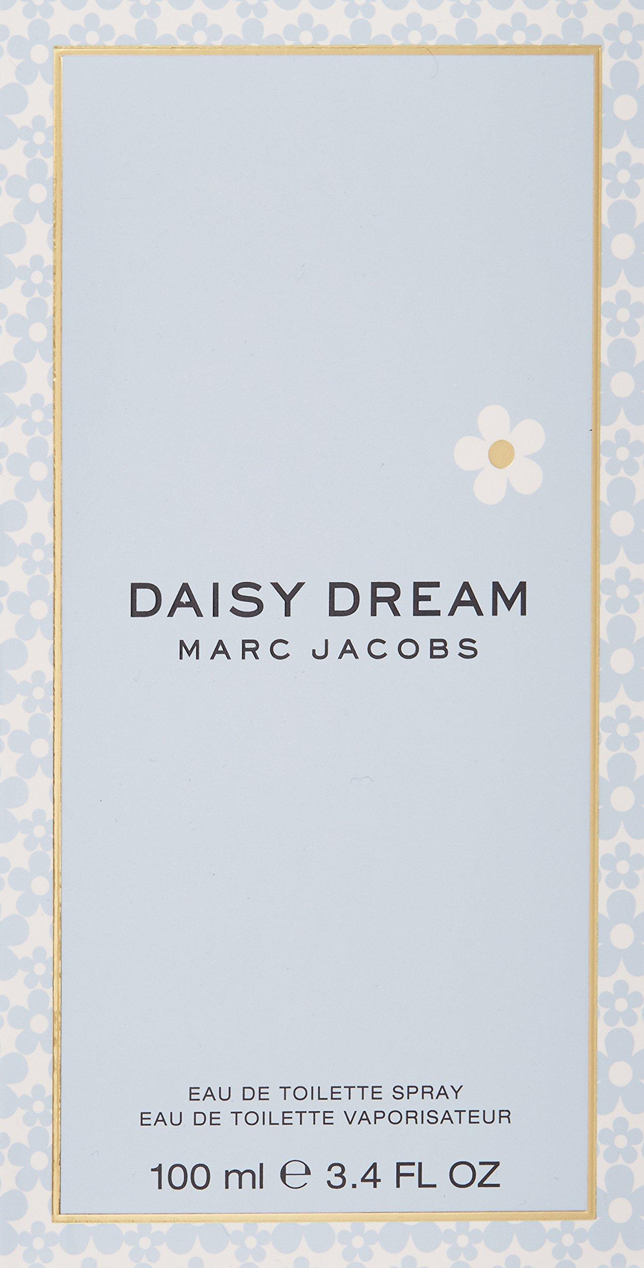 Marc Jacobs Daisy Dream Eau de Toilette Spray for Women, 3.4 Fl Oz by Marc Jacobs