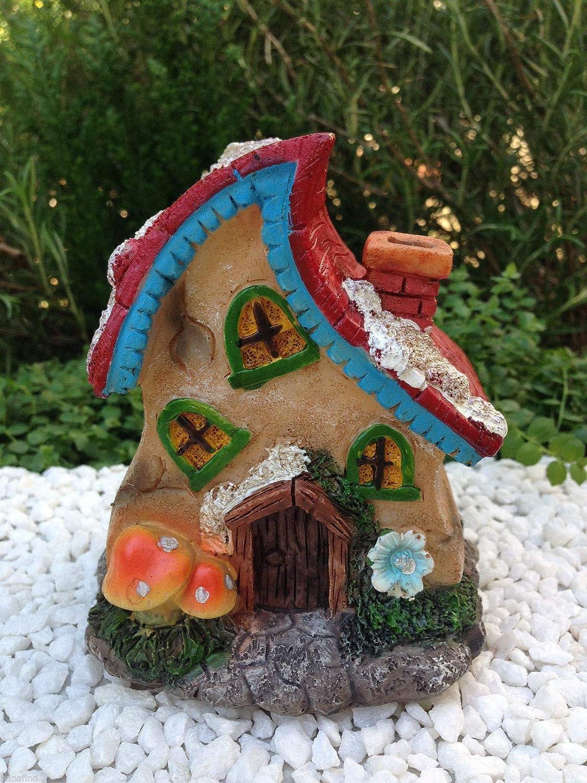 Miniature Dollhouse FAIRY GARDEN Accessories Birders Cottage