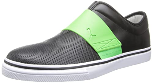 2cc47e1217c Image Unavailable. Image not available for. Colour  Puma Men s EL Rey Cross  Perforated L Fashion Sneaker ...