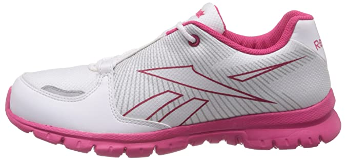b369023b29f78a Reebok Women s Extreme Speed Lp Silver and Candy Mesh Running Shoes - 7 UK   Amazon.in  Shoes   Handbags