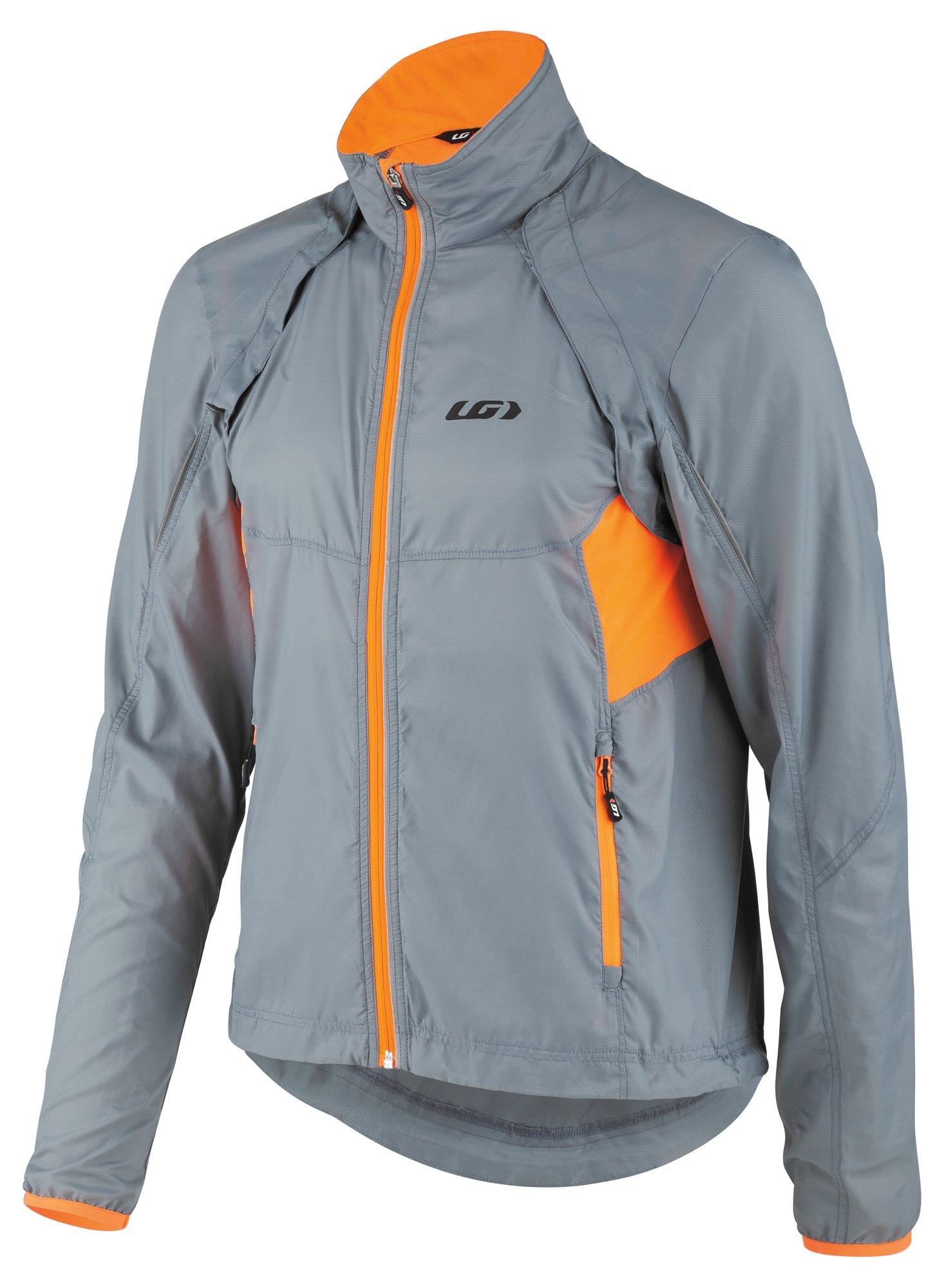 Louis Garneau - Cabriolet Bike Jacket, Steel, Medium