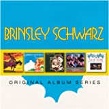Coffret 5CD (Brinsley Schwarz & Despite it All & Silver Pistol & Nervous on the Road & Please don't ever Change)
