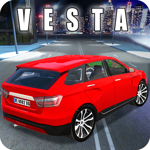 Car Driving VestaSW (Car Online)