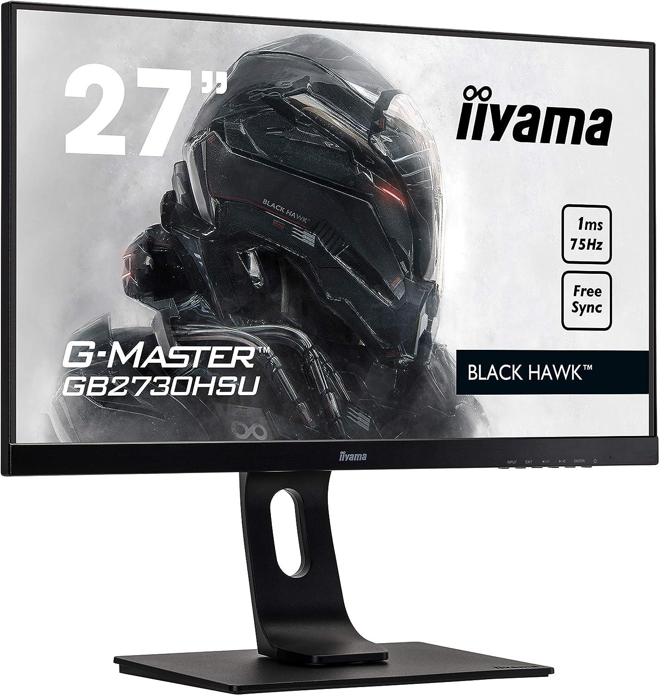 Iiyama G Master Black Hawk Gb2730hsu B1 68 6 Cm Gaming Computers Accessories