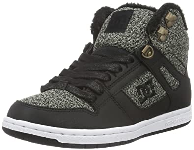 DC Shoes Rebound WNT, Sneakers Basses Femme  Amazon.fr  Chaussures ... 1402cf40ea98