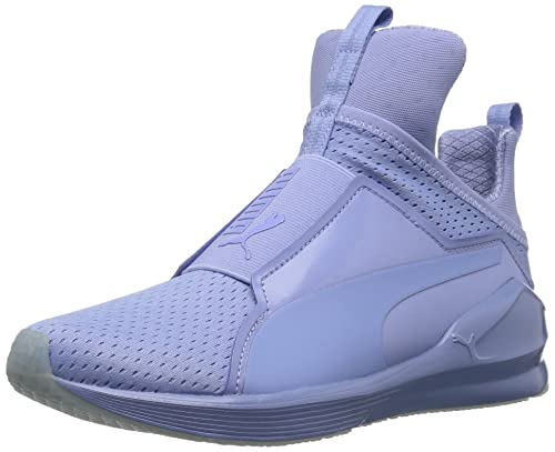 5d9b58aa6a88 PUMA Women s Fierce Bright Mesh Cross-Trainer Shoe, Lavendar Lustre, ...