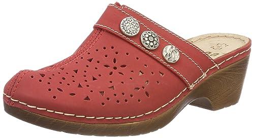 online retailer 198d7 bd32e Jana Damen 27303 Clogs