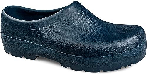 Klimaflex Nordiska - Zueco de cocina y jardín sin ventilación lateral: Amazon.es: Zapatos y complementos