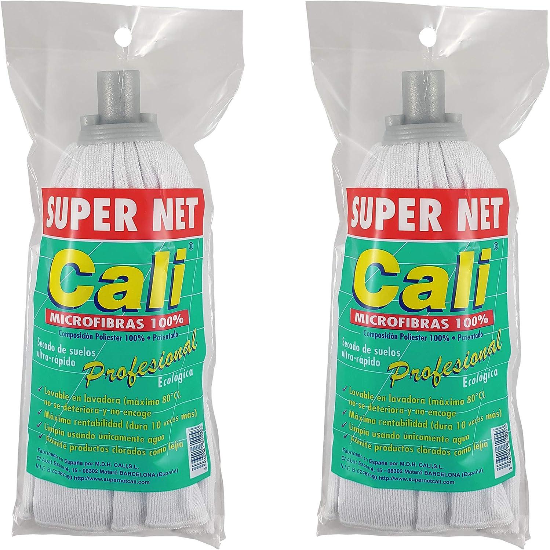 Super Net Cali Fregona Suelos Antideslizantes Grado II de ...