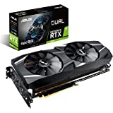 ASUS GeForce RTX 2070 Advanced A8G GDDR6 HDMI DP 1.4 USB Type-C Graphic Card (DUAL-RTX2070-A8G)