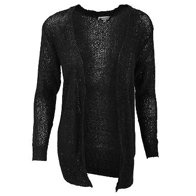 parcourir les dernières collections acheter pas cher réel classé Textiles Universels Gilet Long à Paillettes - Femme