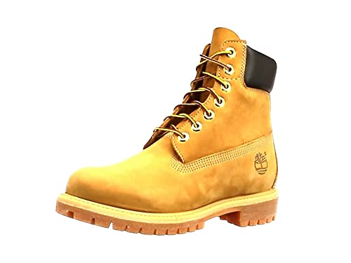 de6a1e6c575c9 Timberland AF EK 6 Inch Premium Dark Brown Mens Boots 43.5 EU (Wide)