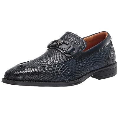 STACY ADAMS Men's Pomeroy Moc Toe Bit Slip-on Loafer | Loafers & Slip-Ons