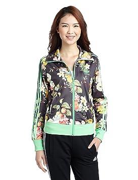 Adidas de la mujer Jardim Firebird Track Top chaqueta, chaqueta, mujer, color, tamaño Talla 40: Amazon.es: Deportes y aire libre