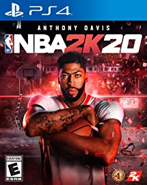 Nba 2 K20   Play Station 4 by By          2 K Games
