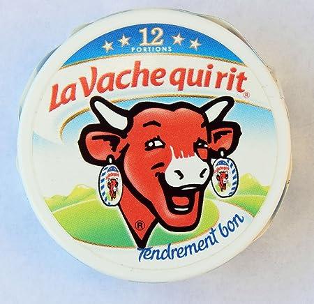 La vache qui rit (queso) de vaca que ríe 3d imán para nevera ...