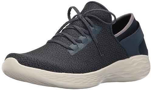 959edc2f1ecb85 Skechers Damen You - Inspire Slip On Sneaker Schwarz  Skechers ...