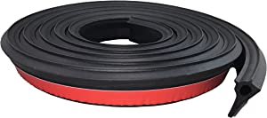 ESI Ultimate Tailgate Seal with Taper Seal 5 1/2ft for Either The Sidewalls or The Tailgate Gap