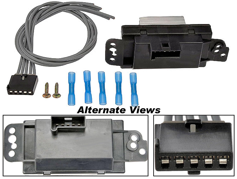 Amazon.com: APDTY 084619 Updated Auto Temp Control Blower Motor ...