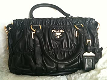 Image Unavailable. Image not available for. Color  Prada Leather Handbag 397f02c29d
