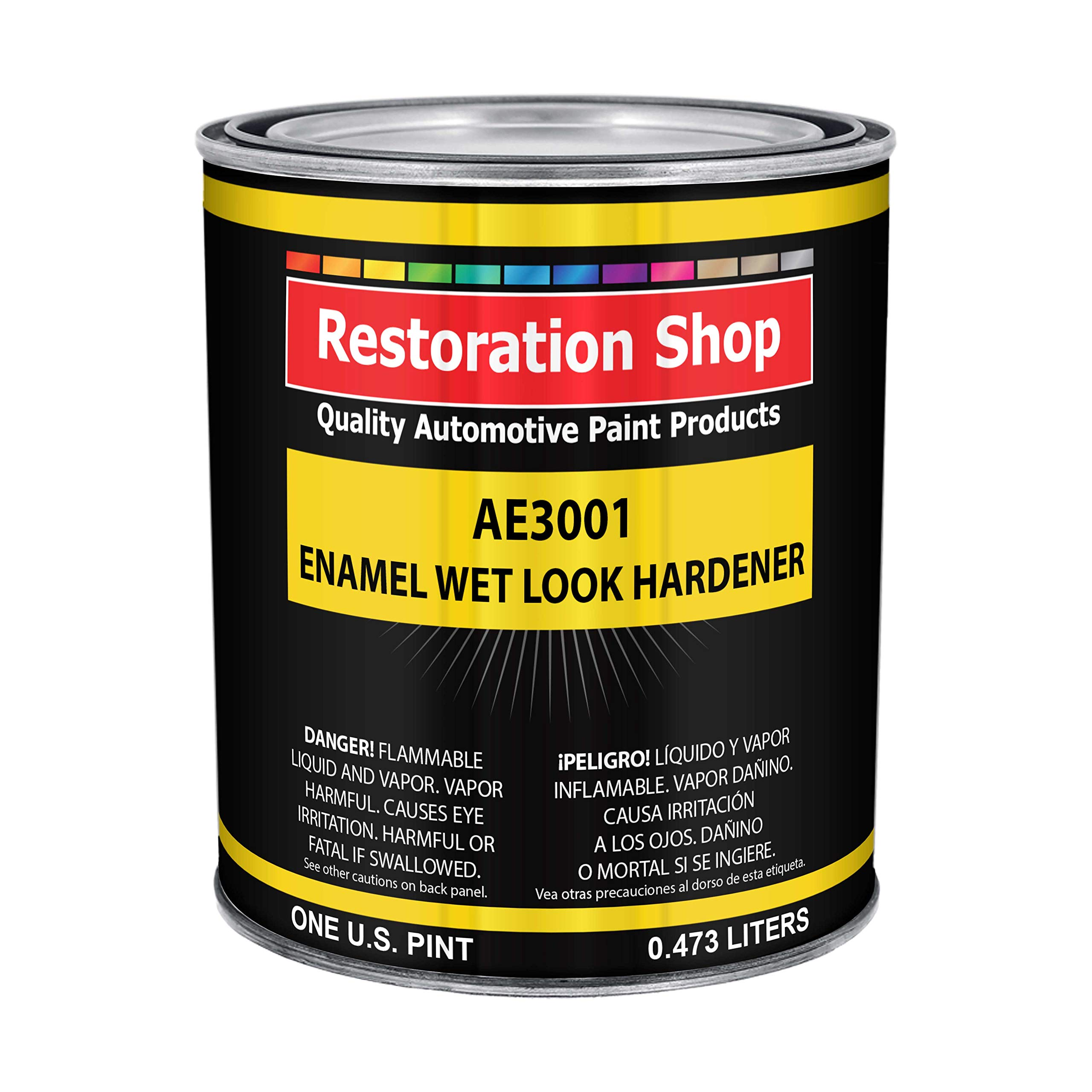 Restoration Shop Acrylic Enamel Hardener Pint Can