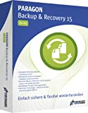 Paragon Backup & Recovery 15 Home