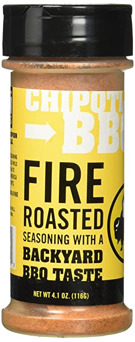Amazon Com Buffalo Wild Wings Seasoning Chipotle Bbq Mexican