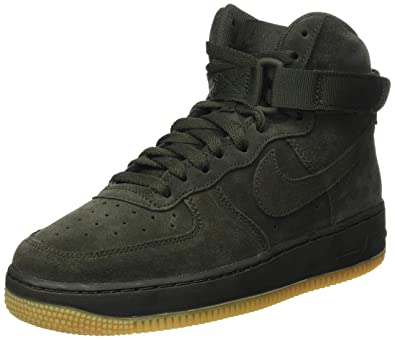 online store 52daa f6e77 Nike Boys  Air Force 1 High Lv8 (Gs) Fitness Shoes
