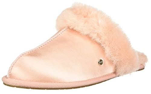 2cd7e949e UGG - Scuffette II Satin 1096460 - Elephant  Amazon.co.uk  Shoes   Bags