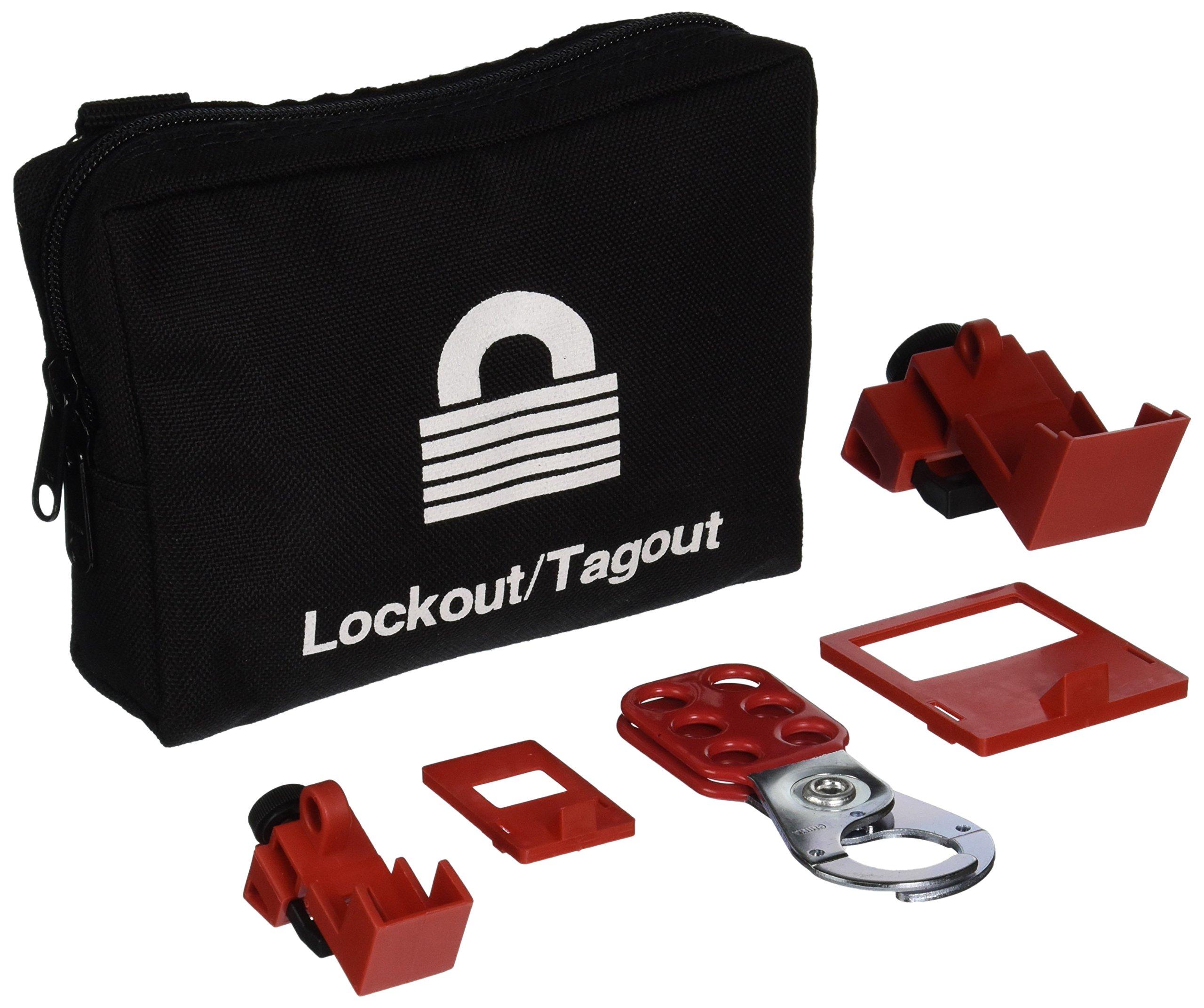 Brady 95553 Electrical Breaker Lockout Kit