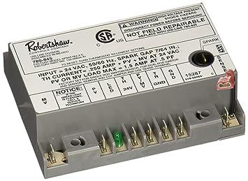 Robertshaw 780 - 845 módulo de encendido, piloto intermitente, 24 V: Amazon.es: Bricolaje y herramientas