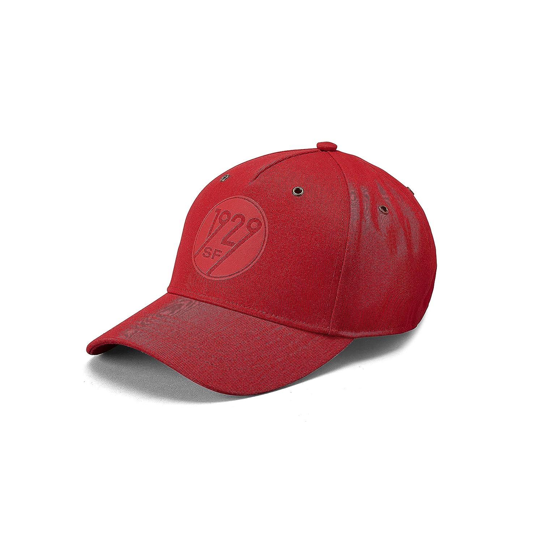 Gorra roja de la Marca Sports Merchandising B.V. Scuderia Ferrari ...