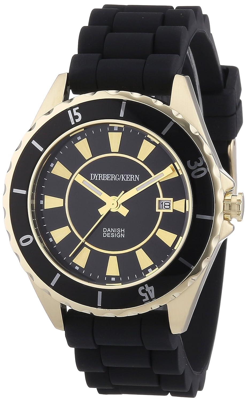 Dyrberg-Kern Damen-Armbanduhr Analog Quarz Silikon 332691