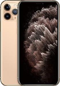 Apple iPhone 11 Pro Max, 512GB, Gold - Fully Unlocked (Renewed)