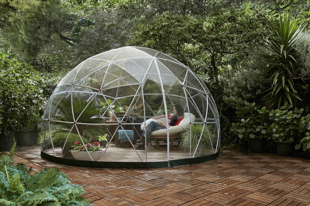 Garden Igloo - Stylish Conservatory, Play Area for Children, Greenhouse or Gazebo. by Gardenigloo 360