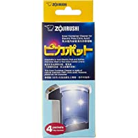 Zojirushi CD-K03EJU Inner Container Cleaner for Electric Pots, 4 Packets White