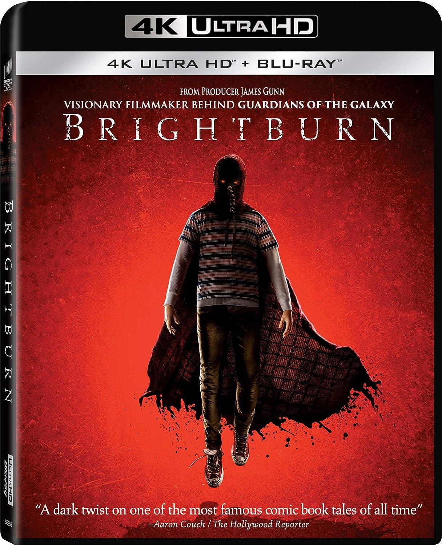 Brightburn [4K Ultra HD + Blu-ray]