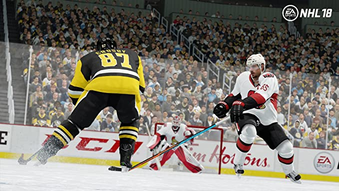 9d8c51ad Amazon.com: NHL 18 - PlayStation 4: Electronic Arts: Video Games