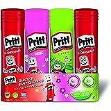 Pritt PK6MR - Pegamento blanco líquido (4 unidades)