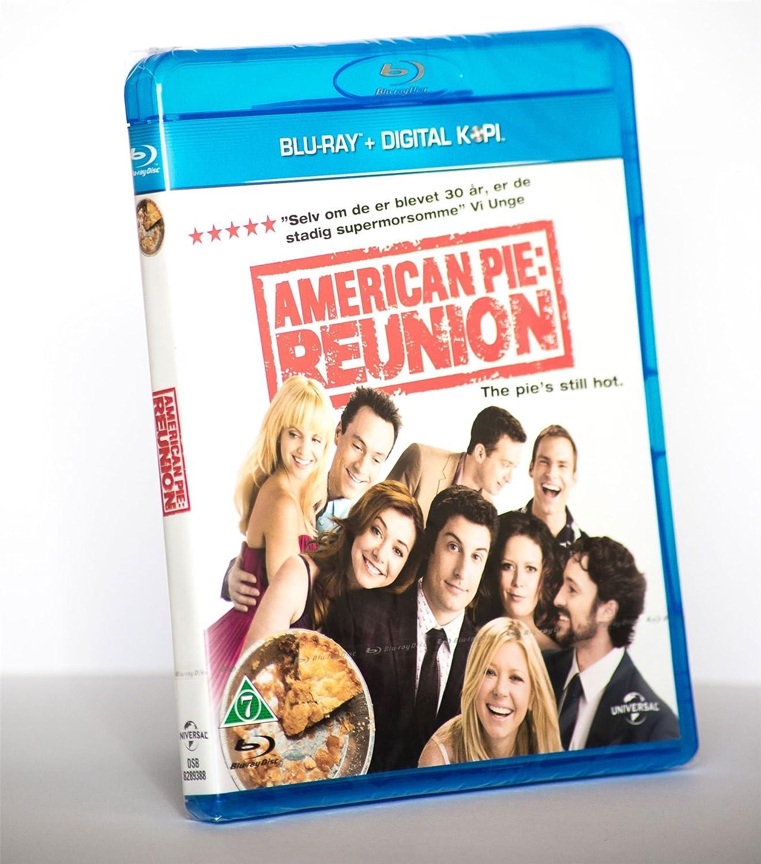 American Pie 8 American Reunion 2012 Blu Ray Amazon Co Uk Dvd Blu Ray