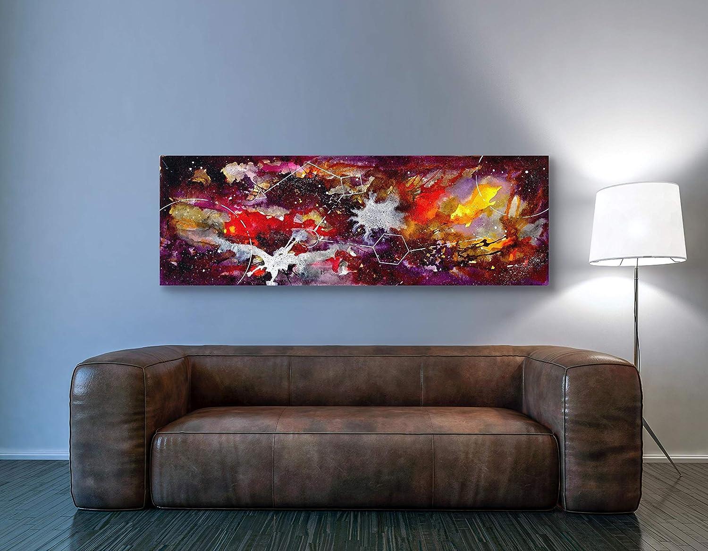 Amazon.com: Epic Graffiti Watercolor Nebula Burgundy by ...