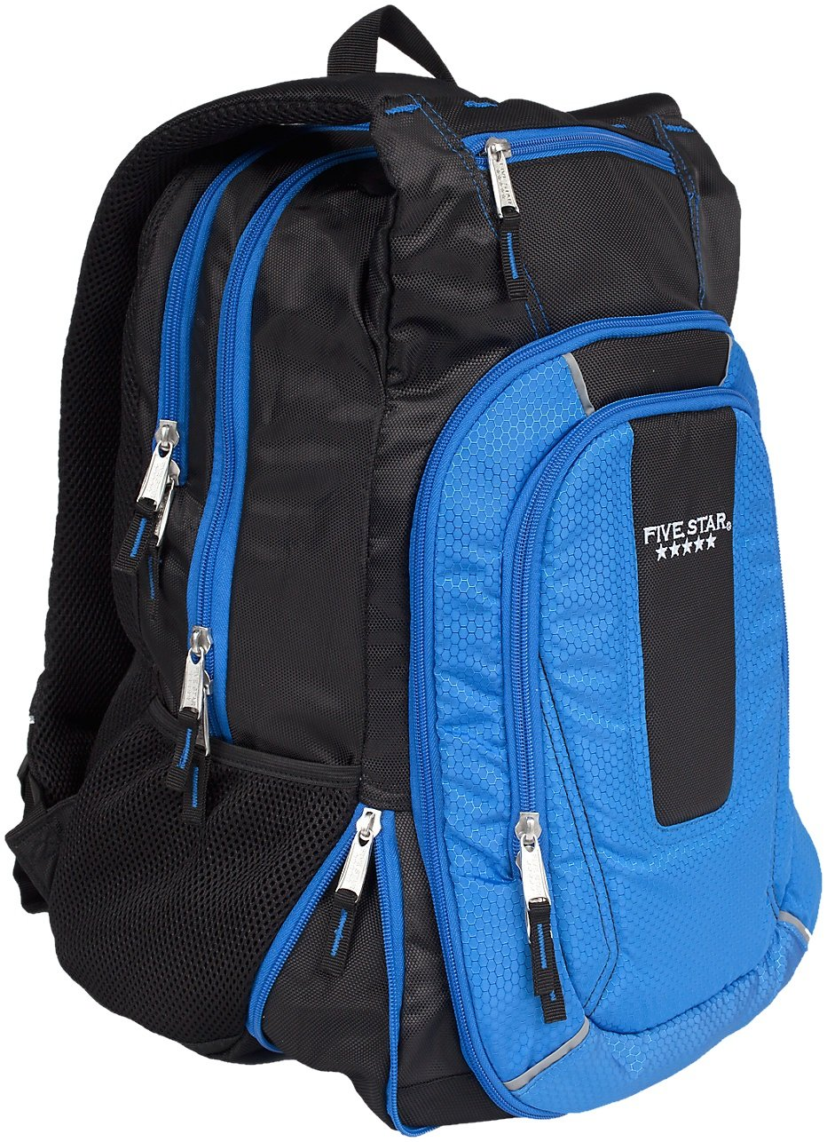 Five Star Expandable Backpack (50156)
