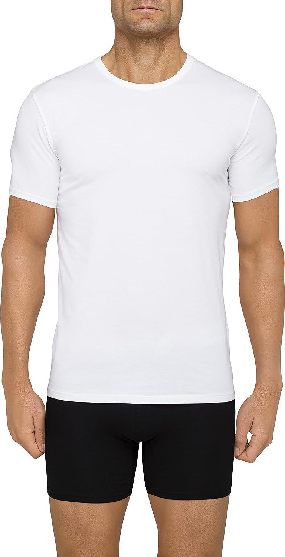 Calvin Klein Men's 2-Pack Stretch Crew-Neck T-Shirt NB1178