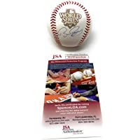 $99 » Bruce Bochy San Francisco Giants Signed Autograph Official 2010 World Series MLB Baseball JSA Certified