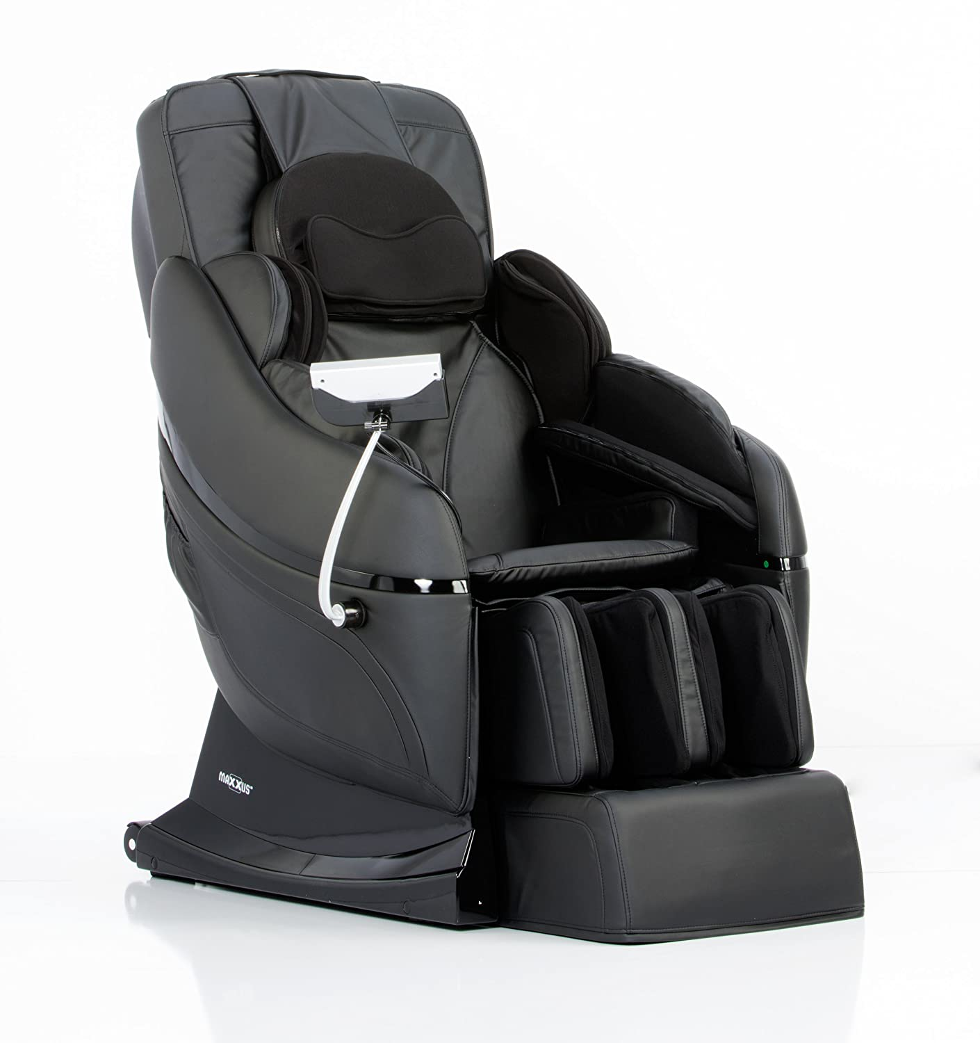 MAXXUS® Massagesessel MX 15.0 mit intelligenter Massage. Schwarz.