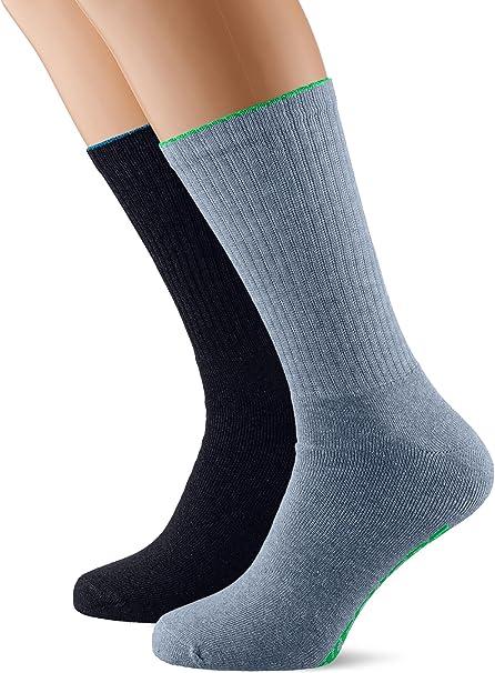 Skechers Socks Calcetines deportivos (Pack de 4) para Hombre: Amazon.es: Ropa y accesorios