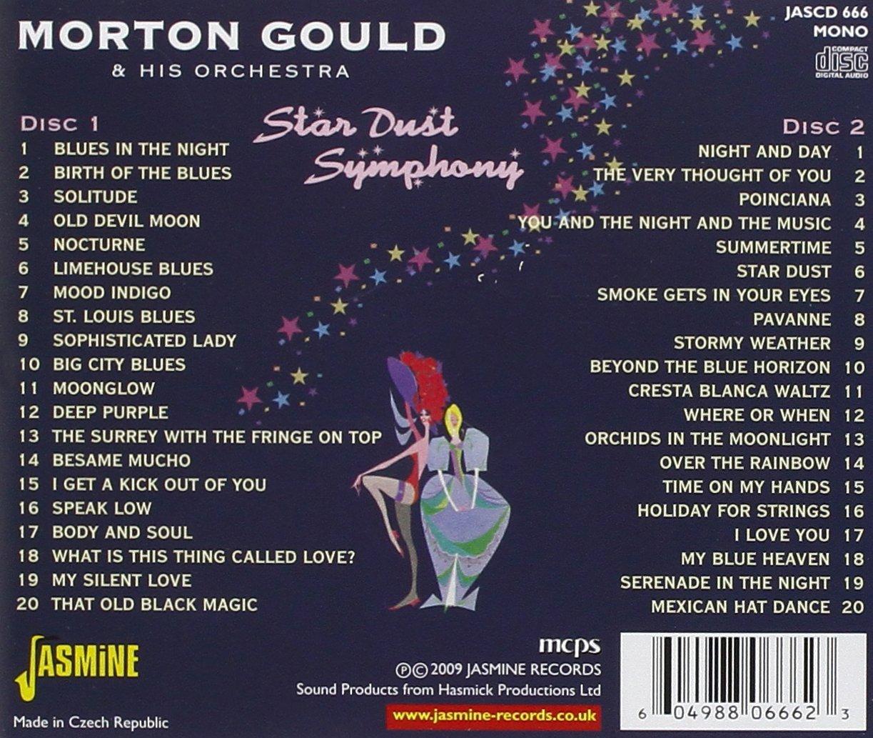 Star Dust Symphony [ORIGINAL RECORDINGS REMASTERED] 2CD SET