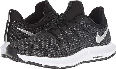 Nike Quest Black/Metallic Silver/Dark