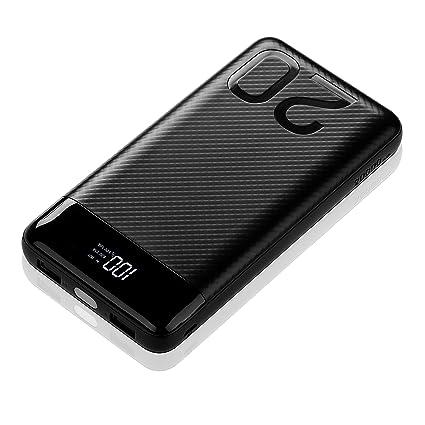 Amazon.com: Cargador de batería portátil para teléfonos ...