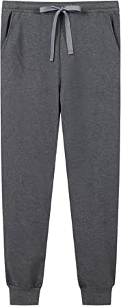 Joyaria Womens Active Yoga Sweatpants Workout Drawstring Jogger Pants with Pockets Sportwear